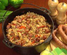 Conecuh Sausage Jambalaya
