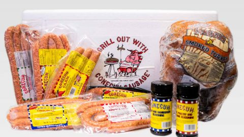 Turkey & Sausage Assortment Gift Box