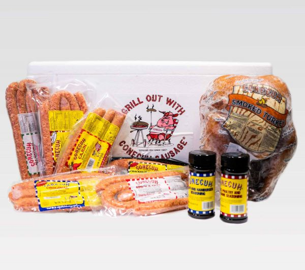 Conecuh Sausage and Turkey Assortment Gift Box