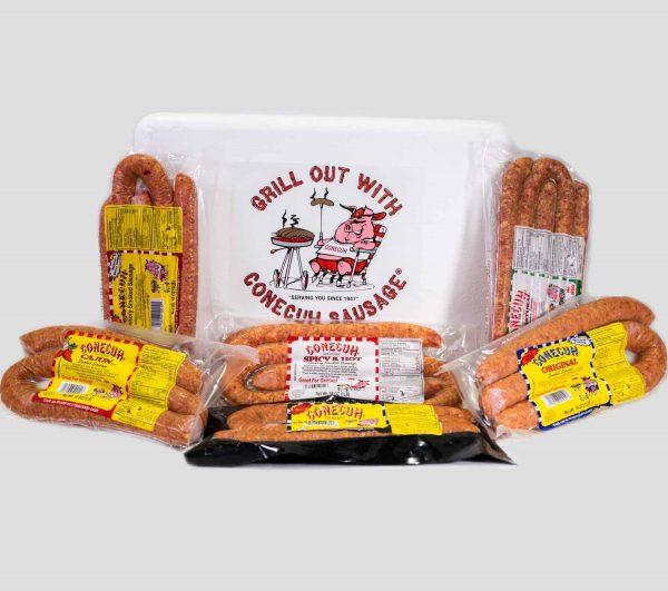 Conecuh Sausage Assortment Gift Box