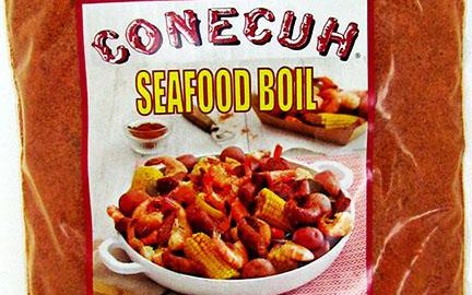 Conecuh Seafood Boil Seasoning