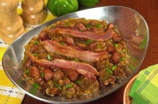 Conecuh Pork and Beans