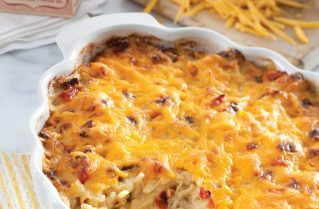 The Ultimate Conecuh Hash Brown Casserole