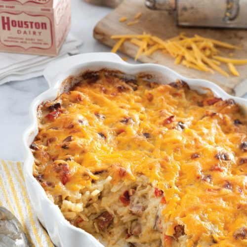 Conecuh Ultimate Hash Brown Casserole