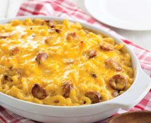 Conecuh Macaroni and Cheese