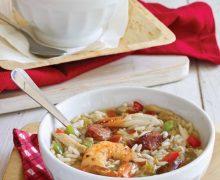 Conecuh Sausage and Seafood Gumbo